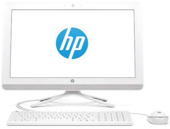 Моноблок 21.5 HP 22-b378ur 1920 x 1080 Intel Core i5-7200U 8Gb 2Tb nVidia GeForce GT 920МХ 2048 Мб Windows 10 Home белый 2BW28EA 2BW28EA