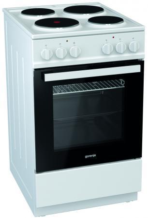 Электрическая плита Gorenje E5121WH белый