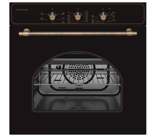 Электрический шкаф Schaub Lorenz SLB EZ6610 черный