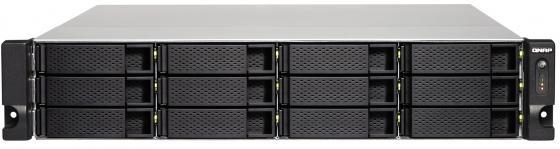 Сетевое хранилище QNAP TS-1231XU-4G рэковое сетевое хранилище rack nas qnap ts 863u 4g ts 863u 4g