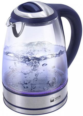 Чайник HOME ELEMENT HE-KT163 2200 Вт синий сапфир 2 л стекло