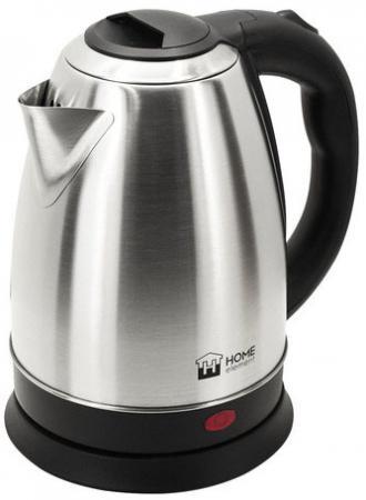 Чайник HOME ELEMENT HE-KT168 1800 Вт чёрный стальной 2 л нержавеющая сталь