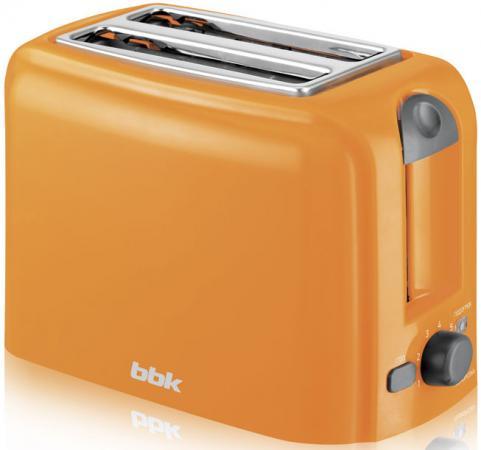 Тостер BBK TR71M оранжевый