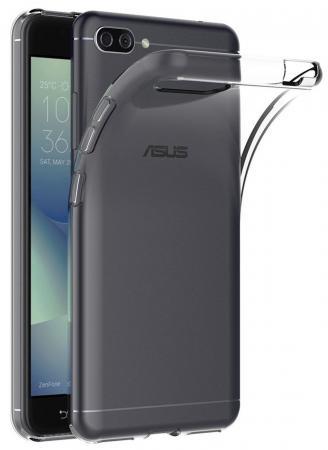 Чехол (клип-кейс) Asus для Asus ZenFone 4 Max ZC554KL Clear Soft Bumper прозрачный (90AC02N0-BCS001)