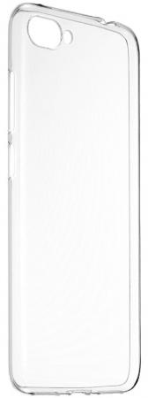 Чехол (клип-кейс) Asus для Asus ZenFone 4 Max ZB520KL Clear Soft Bumper прозрачный (90AC02Q0-BCS001)