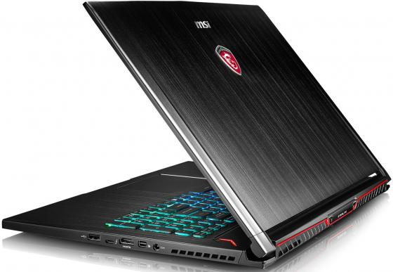 "Ноутбук MSI GS73VR 7RG-070RU Stealth Pro 17.3"" 1920x1080 Intel Core i7-7700HQ 2 Tb 256 Gb 16Gb nVidia GeForce GTX 1070 8192 Мб черный Windows 10 Home 9S7-17B312-070"