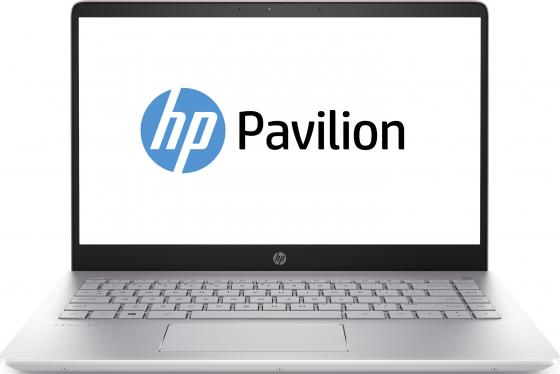 Ноутбук HP Pavilion 14-bf008ur 14 1920x1080 Intel Core i5-7200U 256 Gb 6Gb nVidia GeForce GT 940MX 2048 Мб серебристый розовый Windows 10 Home ноутбук lenovo deapad 310 15 6 1920x1080 intel core i3 6100u 500gb 4gb nvidia geforce gt 920mx 2048 мб серебристый windows 10 80sm00vqrk