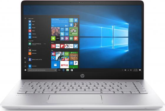"Ноутбук HP Pavilion 14-bf011ur 14"" 1920x1080 Intel Core i7-7500U 1 Tb 128 Gb 8Gb nVidia GeForce GT 940MX 2048 Мб розовый Windows 10 Home 2CV38EA"