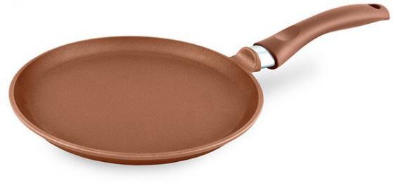 Сковорода блинная Нева-Металл PG 624 Золотая жемчужина 24 см алюминий сковорода нева металл 22124 24 см алюминий