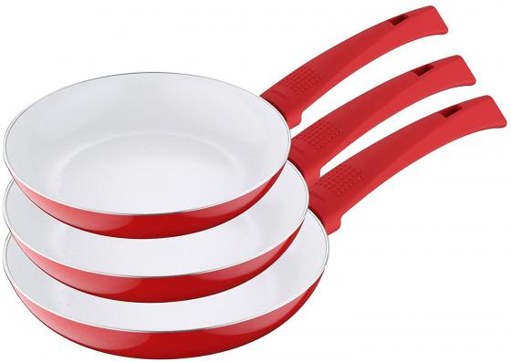 Набор сковород Bergner BG-8715-RD Ultra