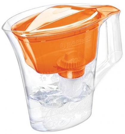 Фильтр для воды Барьер Танго оранжевый с узором цена и фото