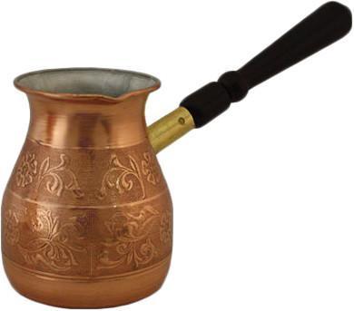 Кофеварка Tima УВ 420 медный коричневый