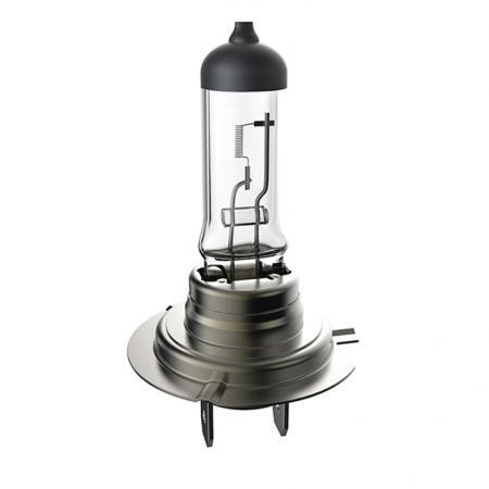 Лампа Галогеновая с увеличенным сроком службы H3(Clearlight)12V-55W LongLife (1шт.)