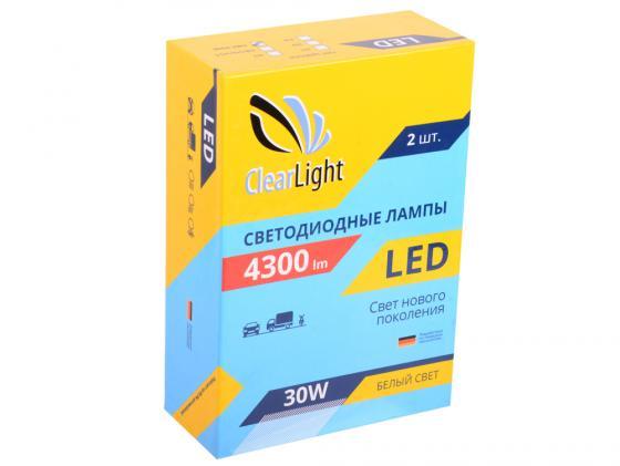 Лампа светодиодная LED Clearlight HB4 4300 lm ( 2 шт) лампа led
