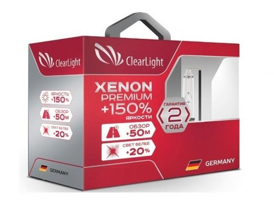 Комплект ламп ксеноновых Clearlight Xenon Premium+150% HB4 (2 шт) my snowman activity sticker book