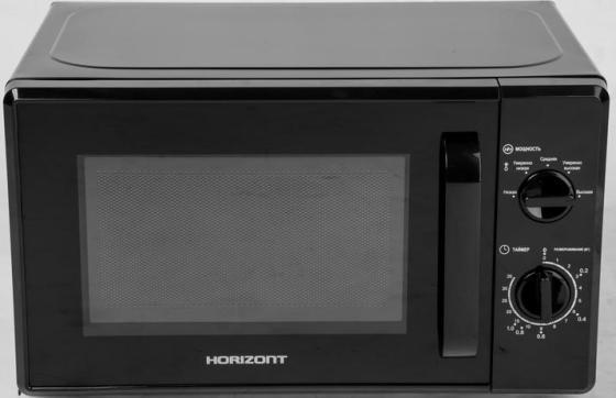 Микроволновая печь Horizont 20MW700-1378AAB 700 Вт чёрный