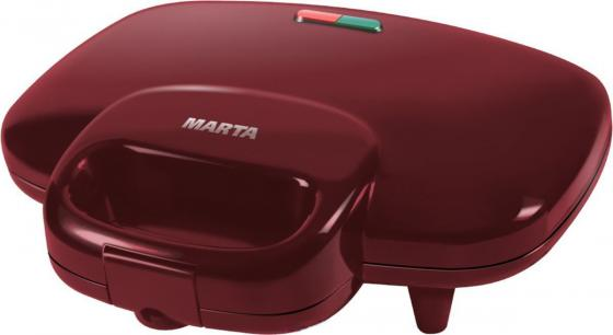 Бутербродница Marta MT-1753 красный гранат