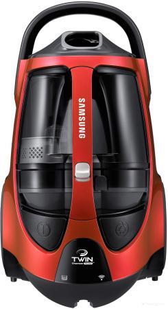 Пылесос Samsung VCC885FH3P сухая уборка красный акустика центрального канала vandersteen vcc 2 cherry