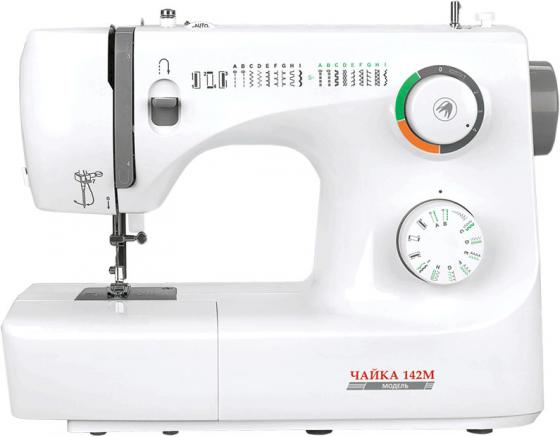 Швейная машина Chayka Чайка 142М белый швейная машинка chayka new wave 715