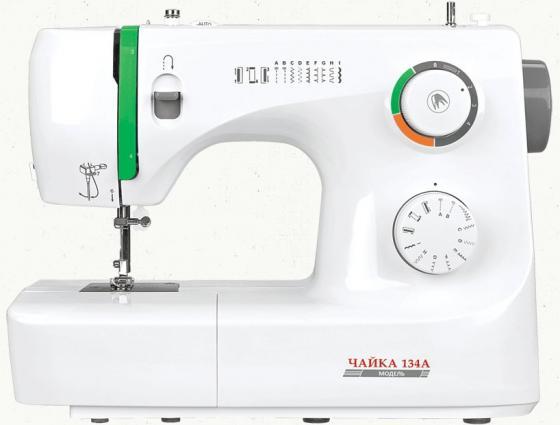 Швейная машина Chayka Чайка 134А белый швейная машинка chayka new wave 715