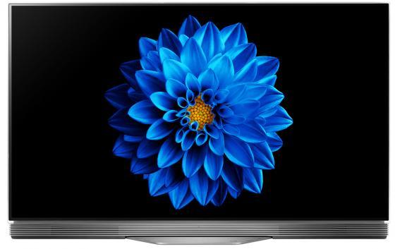 Телевизор 55 LG OLED55E7N черный 3840x2160 120 Гц Wi-Fi Smart TV Bluetooth WiDi телевизор led 65 lg oled65e6v серый 3840x2160 120 гц wi fi smart tv rj 45 bluetooth widi