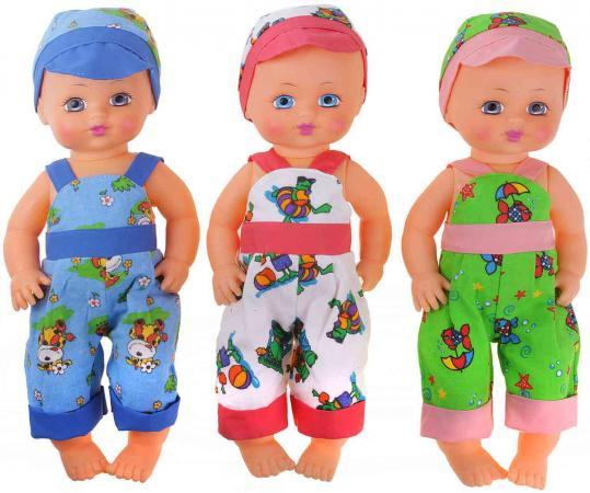 Кукла Мир кукол Шурик полз. 40 см в ассортименте
