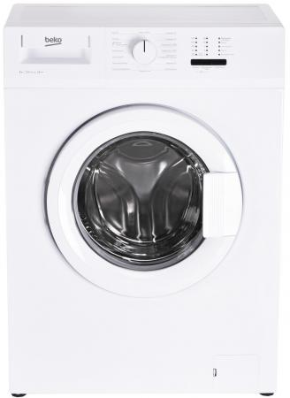Стиральная машина Beko WRE 54P1 BWW белый стиральная машина beko wre 54p1 bww