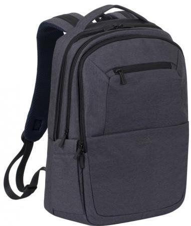 """Рюкзак для ноутбука 16"""" Riva 7765 полиэстер черный"""