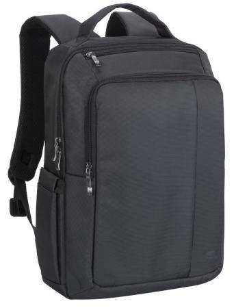 Рюкзак для ноутбука 15.6 Riva 8262 полиэстер черный riva 9101 ultraviolet
