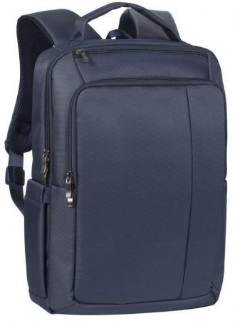 """Рюкзак для ноутбука 15.6"""" Riva 8262 полиэстер синий"""