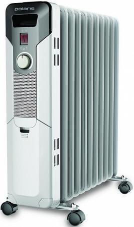 Масляный радиатор Polaris PRE N 1125 2500 Вт белый