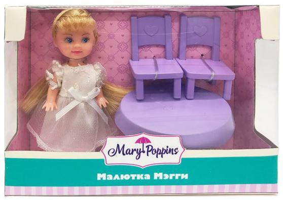 Кукла Mary Poppins Малютка Мэгги - Ждем гостей 9 см