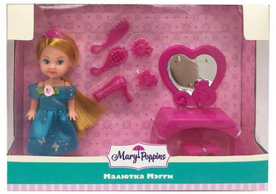 Кукла Mary Poppins Малютка Мегги - Салон красоты 9 см mary poppins mary poppins кукла интерактивная я морщу носик маша page 1