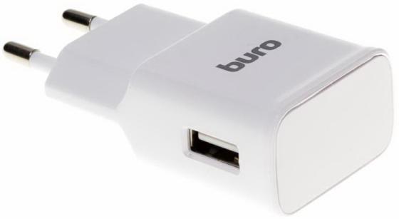 все цены на Сетевое зарядное устройство BURO TJ-248W 2.4А USB белый онлайн