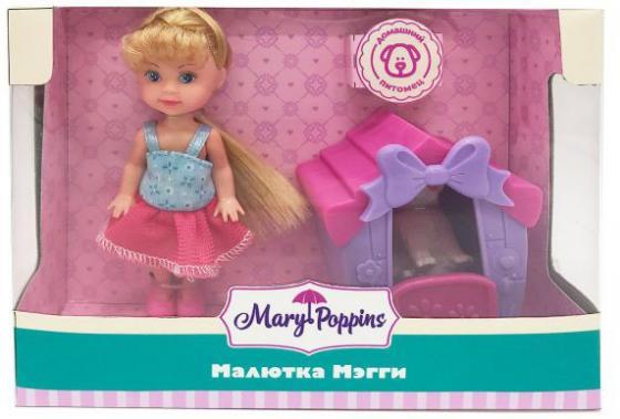 Кукла Mary Poppins Малютка Мэгги - Дом для питомца 9 см