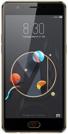 Смартфон ZTE Nubia M2 Lite черный 5.5 32 Гб LTE Wi-Fi GPS 3G NX573J смартфон micromax q334 canvas magnus черный 5 4 гб wi fi gps 3g