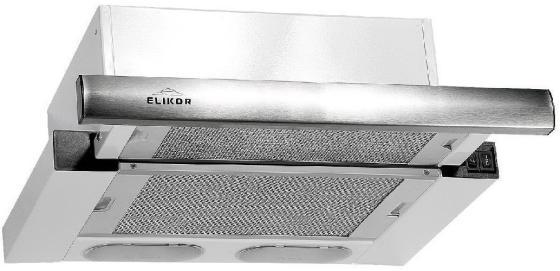 Вытяжка встраиваемая Elikor 60Н-400-В2Д белый цена и фото