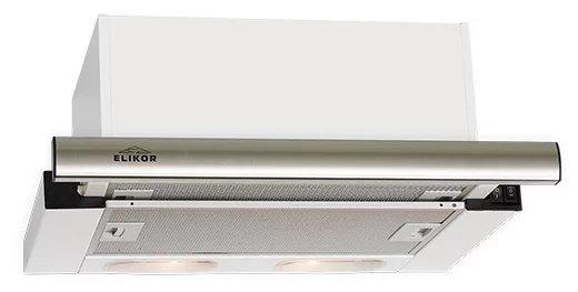 Вытяжка встраиваемая Elikor Интегра S2 60Н-700-В2Д нержавеющая сталь встраиваемая вытяжка elikor интегра s2 60п 700 в2г белый белый