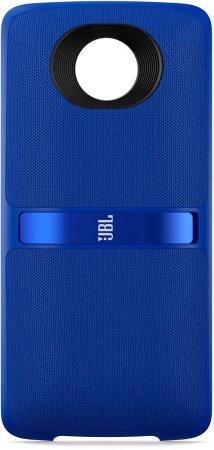 Чехол Motorola SoundBoost 2 для Moto Z/Z Play синий PG38C01826 аксессуар защитное стекло mobius 3d full cover для apple iphone 7 white