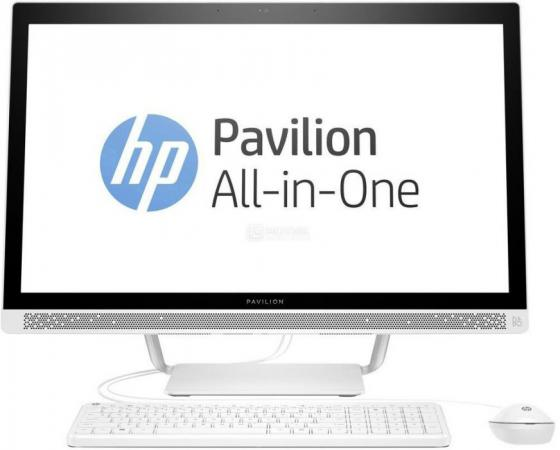 HP Pavilion 27 I 27-r012ur 27'' FHD Non-touch Core i7-7700T,8GB DDR4(1X8GB),1TB,Intel HD Graphics 630,DVDRW,USB Kbd/Mouse,Blizzard White,Win10 sheli laptop motherboard for hp dv7 7000 682037 001 682037 501 hm77 630m 2g non integrated graphics card