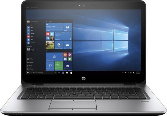Ноутбук HP EliteBook 745 G4 14 1366x768 AMD A10 Pro-8730B 500 Gb 4Gb Radeon R5 серебристый Windows 10 Professional ноутбук hp elitebook 820 g4 z2v85ea z2v85ea