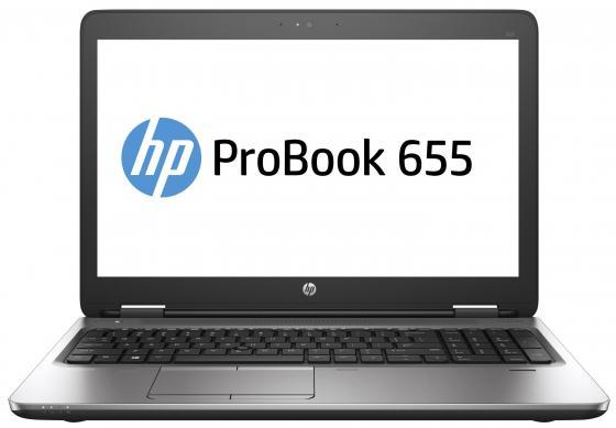 Ноутбук HP ProBook 655 G3 15.6 1920x1080 AMD A10 Pro-8730B 256 Gb 8Gb Radeon R5 черный Windows 10 Professional ноутбук hp probook 655 g2 15 6 1920x1080 amd a10 pro 8700b y3b24ea