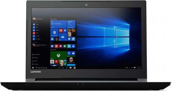 Ноутбук Lenovo IdeaPad V310-15ISK 15.6 1366x768 Intel Pentium-4405U 500 Gb 4Gb Intel HD Graphics 510 черный Windows 10 Home ноутбук трансформер lenovo ideapad yoga 510