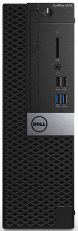 Компьютер DELL Optiplex 5050 Micro Intel Core i5-6500T 8Gb 500Gb Intel HD Graphics 530 Windows 7 Professional + Windows 10 Professional черный 5050-8215 компьютер dell optiplex 5040 intel core i5 6500 ddr3l 4гб 500гб intel hd graphics 530 dvd rw linux черный и серебристый [5040 9938]