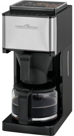 Кофемашина Profi Cook PC-KA 1138 900 Вт серебристый черный