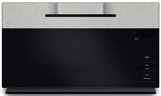 Микроволновая печь CASO IMG 23 900 Вт чёрный серебристый