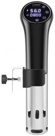 Медленноварка CASO SV 200 800 Вт черный серебристый