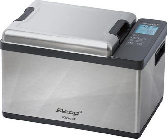 Медленноварка Steba SV 200 800 Вт 12.5 л серебристый чаша для мультиварки steba dd 1eco