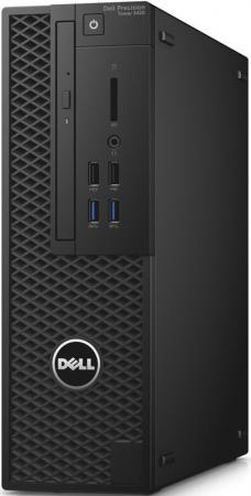 Рабочая станция DELL Precision 3420 Xeon E3-1245 v6 16 Гб 1Tb + 256 SSD Intel HD Graphics P630 Windows 10 Pro 3420-4520 цена