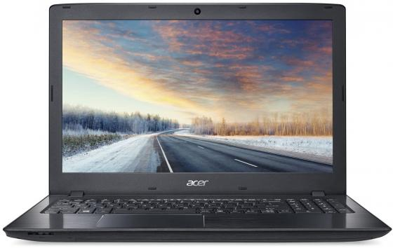Ноутбук Acer TravelMate TMP259-MG-52G7 15.6 1920x1080 Intel Core i5-6200U 256 Gb 6Gb nVidia GeForce GT 940MX 2048 Мб черный Linux NX.VE2ER.019 ноутбук acer as4752g 2452g50mn 4743g i5
